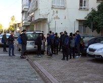 Adana'da bir lisede dehşet! Yan bakma yüzünden çıkan kavga kanlı bitti