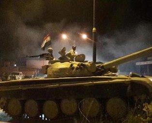 Irak ordusu harekete geçti! Kerküke operasyon başladı