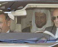 Suudi Başsavcı ülkesine dönüyor