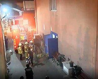 Son dakika: İstanbul Eğitim Araştırma Hastanesi'nde yangın!