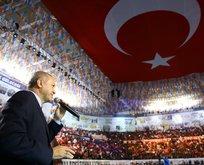 Cumhurbaşkanı Erdoğan: Afrin'le diriliş tekrar başladı