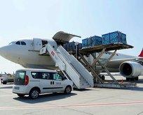 Türk kirazı Turkish Cargo ile dünya markası oluyor