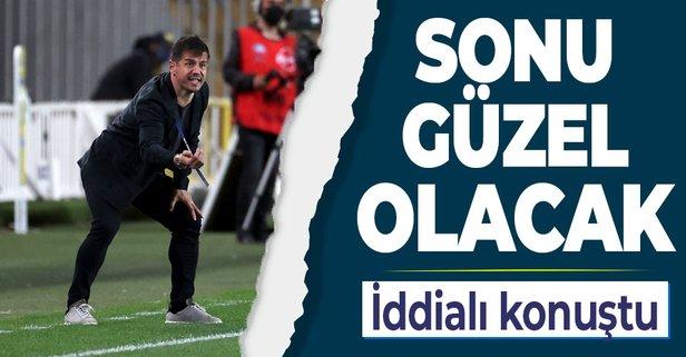 Belözoğlu iddialı konuştu!