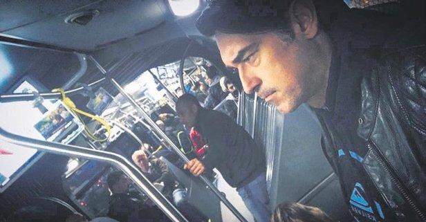 Önce metrobüs sonra dolmuş