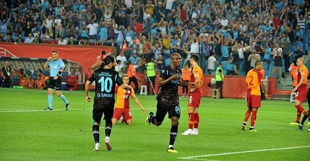 Trabzonspor Galatasaray'dan özür diledi