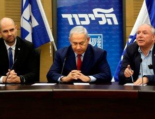 İsrail'de muhalefet: Netanyahu hakkındaki yolsuzluk soruşturması tamamlansın