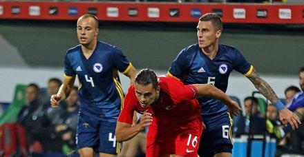 A Milliler Bosna Hersekle 0-0 berabere kaldı