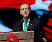 Başkan Erdoğan'dan 10 Nisan mesajı