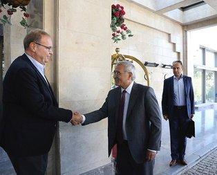 CHP ve İYİ Parti'den IMF ile gizli toplantı!