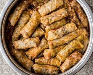 Lahana sarması nasıl pişirilir? Pratik ve lezzetli Masterchef lahana sarması tarifi!