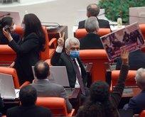 Gergerlioğlu'ndan Meclis'te işgal provokasyonu