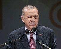 Erdoğan'dan Çin haber ajansı Şinhua'ya röportaj