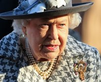Dünya şokta Kraliçe Elizabeth hastanelik oldu