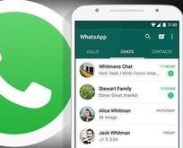 Whatsapp'a bomba özellik! Sakın bunu yapmayın!