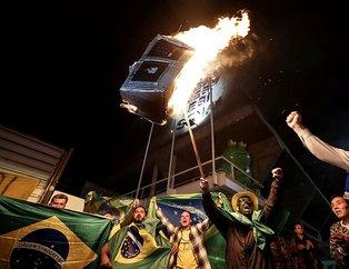 Brezilya seçimlerinde korkulan oldu