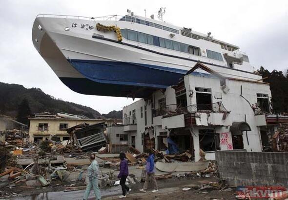 Büyük deprem kapıda mı? Deprem habercisi kıyıya vurdu, tam 17 metre...