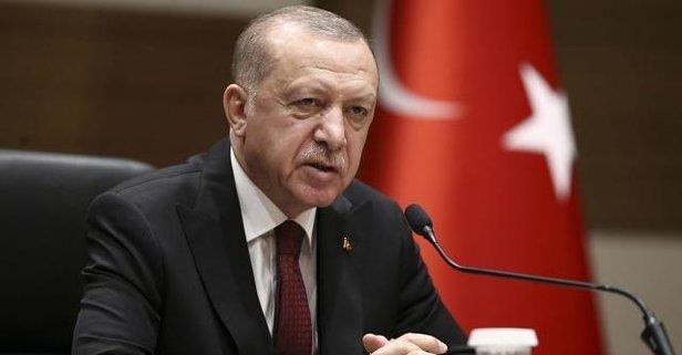 Başkan Erdoğan'dan Ankara mesajı