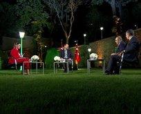Bakan Berat Albayrak canlı yayında gazetecilerin sorularını yanıtladı