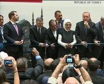 Başkan, Ara Güler Sergisi'nin açılışını yaptı