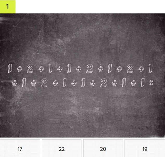 Bu matematik testini her 10 kişiden sadece biri geçebiliyor