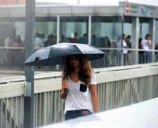 Meteoroloji verilerine göre yurtta hava durumu! İstanbulda hava nasıl olacak?