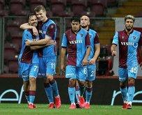 Trabzonspor tarih yazıyor