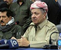 Barzani'den kritik mektup: Görevini bırakıyor