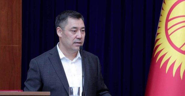 Kırgızistan Cumhurbaşkanı Türkiye'ye gelecek