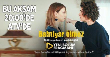 Bahtiyar Ölmez bu akşam saat 20:00'de ATV'de