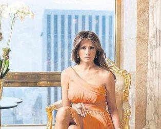 20 yıllık First Lady