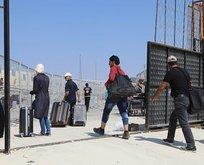 İşte ülkesine dönen Suriyeli sayısı