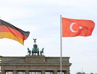 Almanya Başkan Erdoğanı bekliyor! Cadde ve meydanlar bayraklar süslendi
