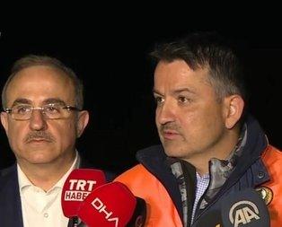 Bakandan İzmir'deki yangınla ilgili açıklama