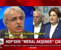 HDP'den Meral Akşener çıkışı