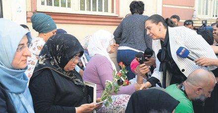 Diyarbakır'daki evlat nöbetinde 9. gün | Eylem yapan ailelerin sayısı 20'ye yükseldi