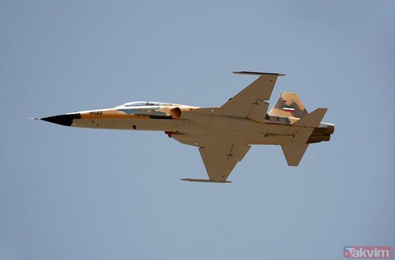 Işte Iranın Yeni Savaş Uçağı Kevser Galeri Takvim