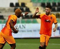 Galatasaray şampiyonluğu bırakmıyor