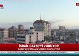 Son dakika: İsrail Gazze'yi vuruyor! Gazze'de patlama sesleri duyuluyor
