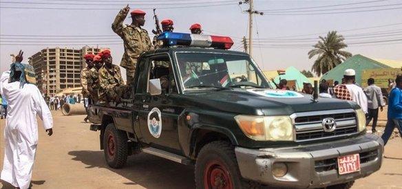 SUDAN'DA GENELKURMAY BAŞKANI ÖNCÜLÜĞÜNDEKİ DARBE GİRİŞİMİ ENGELLENDİ
