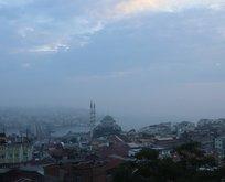 İstanbul'da bu sabah! Köprü ortadan kayboldu