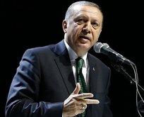 Erdoğan Dünya Ralli Şampiyonasının Türkiye finalinde konuştu