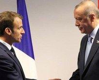 Fransız basını Başkan Recep Tayyip Erdoğan-Macron görüşmesine ilgi gösterdi