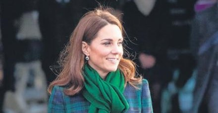 Kate Middleton'a Türk işi çanta
