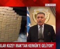 Salihi PKK'nın kirli planını deşifre etti!