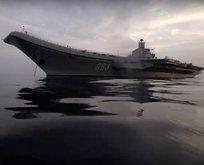 Akdenizde Rusya-ABD gerilimi tırmanıyor