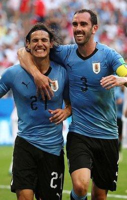 Uruguay namağlup grup lideri!