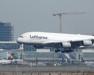Alman Lufthansa kar hedefini düşürdü
