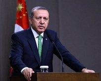 Cumhurbaşkanı Erdoğandan darp edilen doktora ziyaret