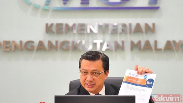 Kayıp Malezya uçağının pilotu hakkında flaş gelişme! 1 hafta önce...