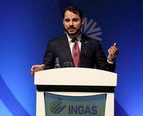 Albayrak: Türkler gaz buldu diye yaygara kopardılar